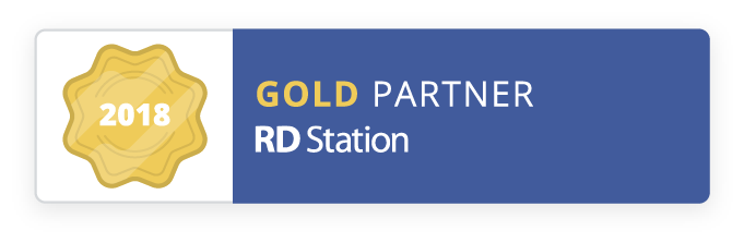 A OUTMarketing é Parceiro Gold RD Station A OUTMarketing é Parceiro Gold RD Station